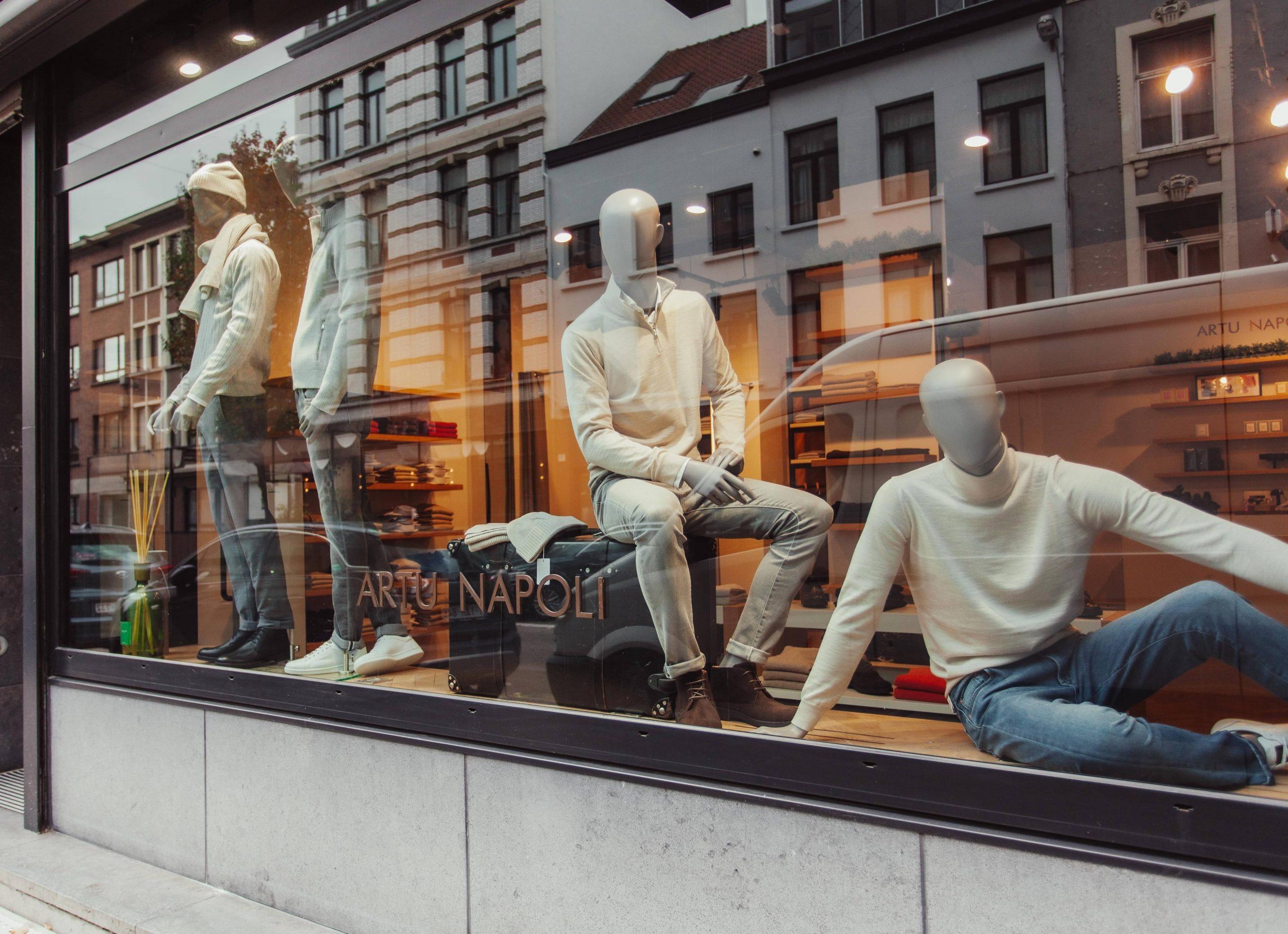 Artu Napoli Winkel Antwerpen