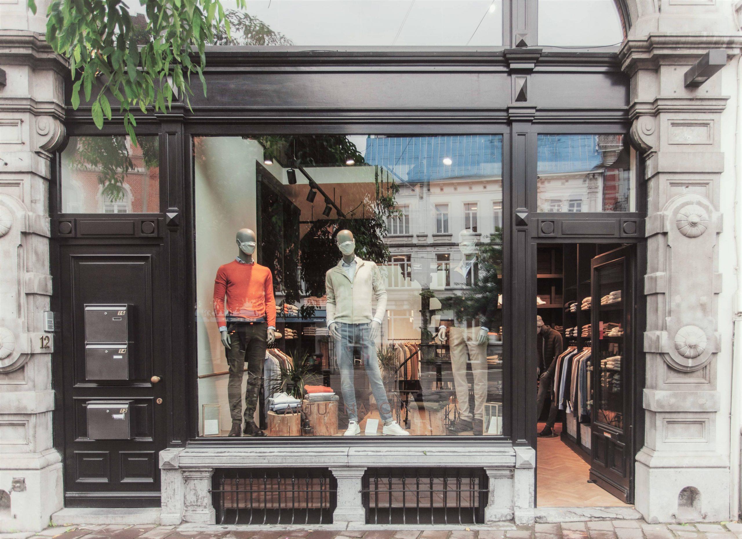 Artu Napoli Winkel Gent